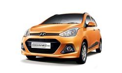 Hyundai Grand car rental mauritius